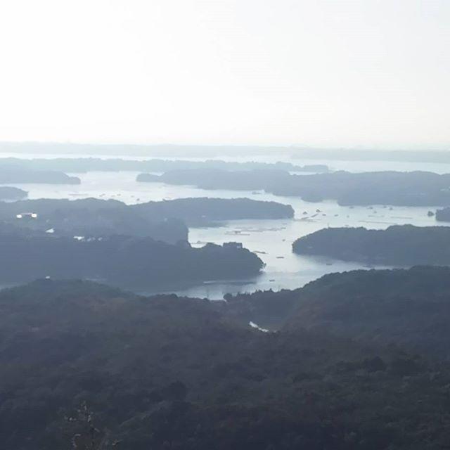昨日から伊勢に観光に来ていました。英虞湾絶景です。#英虞湾 #志摩市 from Instagram